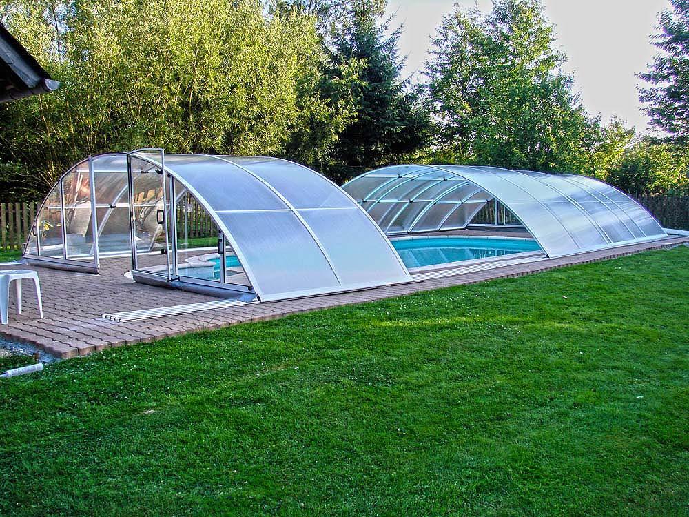 Galer a cubiertas para piscinas piscina plus for Cubiertas piscina