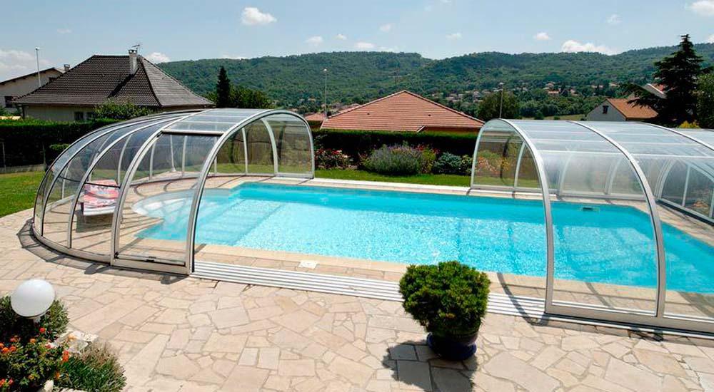 Cubiertas altas piscina plus for Piscinas desmontables altas