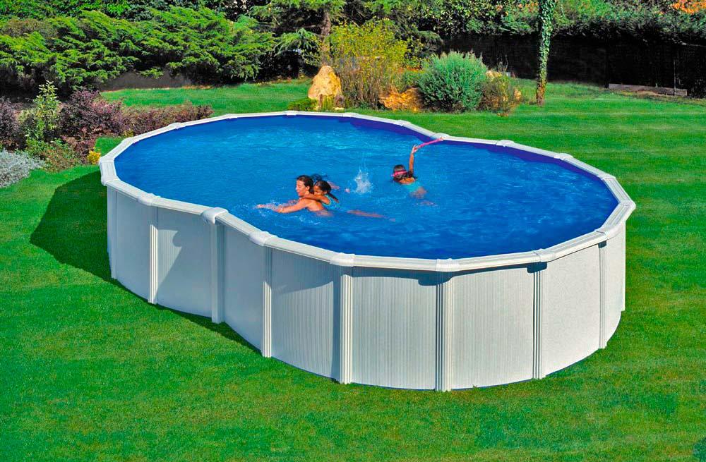 Piscinas de obra elevadas top piscinas elevadas de madera - Piscinas de madera baratas ...