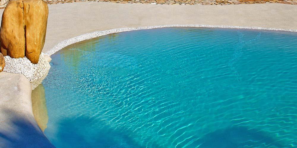 Imagenes de piscinas de arena awesome de estilo por - Piscinas de arena com ...