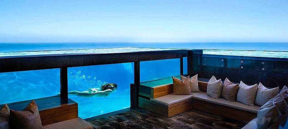 Ventanas subacu ticas piscina plus - Piscina de cristal ...