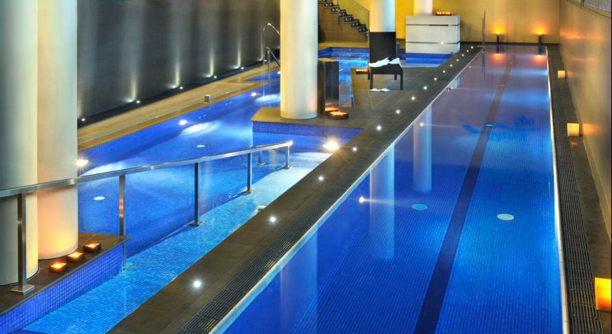 Barandillas de piscina - Piscina acero inoxidable ...