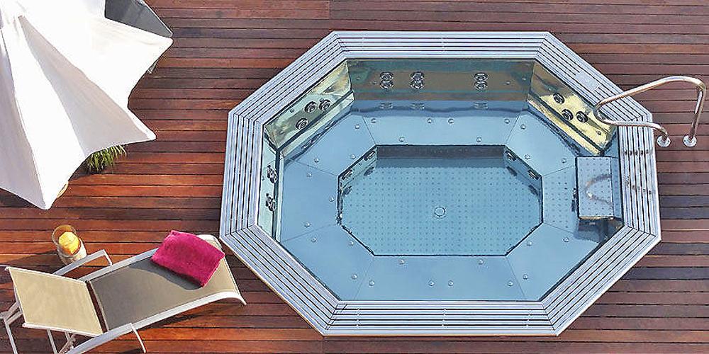 Piscinas y spa de acero inoxidable mejor precio - Piscina acero inoxidable ...
