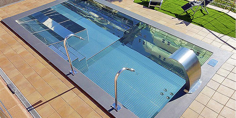 piscinas y spa de acero inoxidable mejor precio
