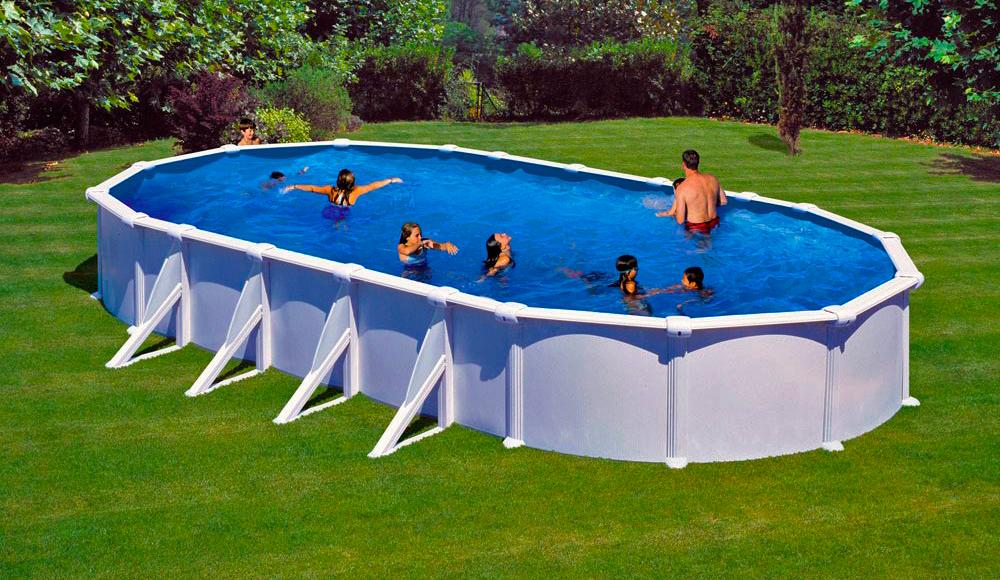 Instalaci n y venta de piscinas elevadas gre piscina plus for Piscinas desmontables economicas