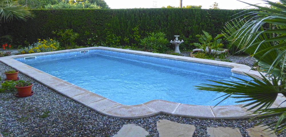 Piscinas de acero piscina plus for Piscina acero
