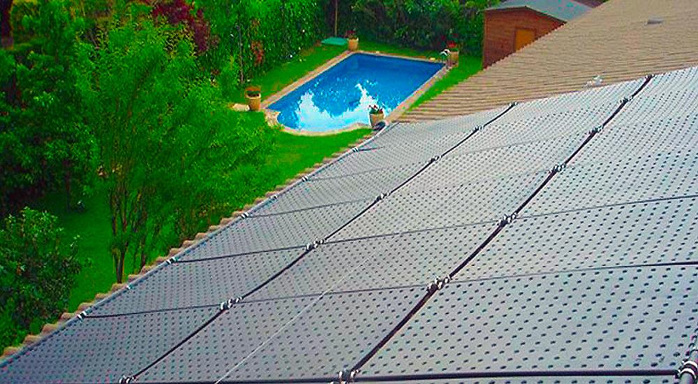 paneles solares para piscinas piscina plus